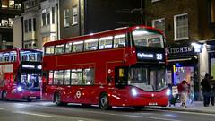 The Upgrade (londonbusexplorer) Tags: tower transit wrightbus streetdeck hev wh31113 sk19fdd 25 city thameslink ilford tfl london buses
