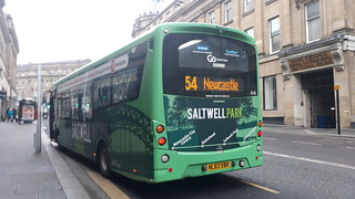 Go north east 8346
