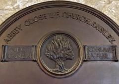 But not consumed (Will S.) Tags: mypics paisleyabbey paisley abbey scotland churchofscotland presbyterian church churches unitedkingdom protestant christian christianity presbyterianism protestantism reformed