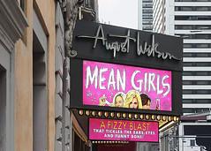 Mean Girls (tmattioni) Tags: newyork manhattan broadwayshow 52ndstreet theater augustwilson tinafey meangirls