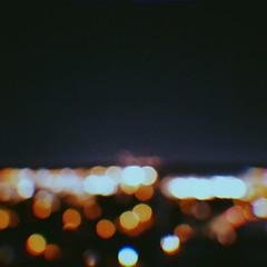 blurring city lights (Fengyi Xu) Tags: photo editing blurring city lights