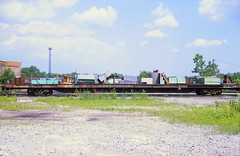 Rock Island 20725 (Chuck Zeiler63) Tags: crip rockisland railroad flatcar flat car freight blueisland train chuckzeiler chz