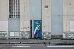 Mimil (Isa-belle33) Tags: architecture urban urbain city ville wall mur street fujifilm bordeaux streetphotography streetart streetartbordeaux