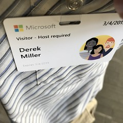 "Microsoft Visitor Badge • <a style=""font-size:0.8em;"" href=""http://www.flickr.com/photos/109120354@N07/47237698702/"" target=""_blank"">View on Flickr</a>"