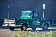 5 Window Chevy (creepingvinesimages) Tags: htt pickup truck 5window chevrolet chevy outdoors vintage classic washingtoncounty oregon nikon d7000 pse14 topaz
