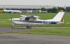 G-FNEY C177 CVT 09-08-12 (cvtperson) Tags: gfney cessna 177 cardinal coventry airport cvt egbe