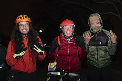 Team 17 - Ice Ice Baby (bundokbiker) Tags: fslnhpp freezing saddles last night hains point party 2019