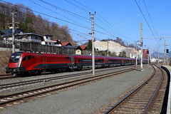 ÖBB 1116 240-3 Railjet, Jenbach (TaurusES64U4) Tags: öbb 1116 railjet