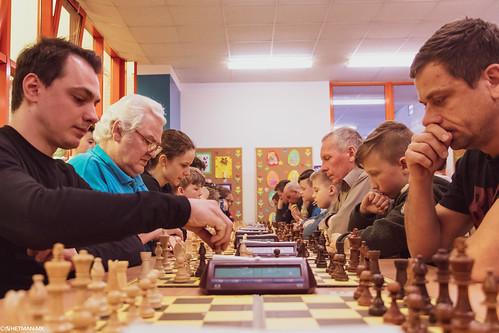 Otwarte Mistrzostwa Żarowa w Szachach-3