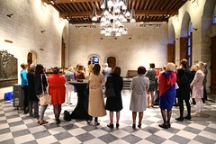 Bedankingsreceptie Benefiet Dinner, Fashion & Art @ Stadhuis Leuven (Kristel Van Loock) Tags: bedankingsreceptie leuven stadhuis stadhuisleuven 3april2019 benefietdinner fashionart benefietdinnerfashionart louvain lovanio lovaina seemyleuven visitleuven atleuven leuvencity stadleuven wandelzaalstadhuis wandelzaal cityhall townhall municipio receptie