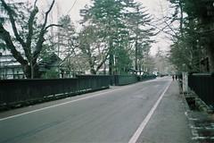 A traditional street (しまむー) Tags: canon af35m autoboy 38mm f28 fuji fujicolor 100 oga kakunodate 男鹿 角館