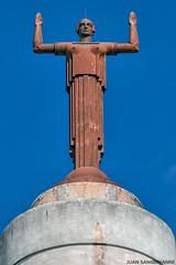 Ángel de la Paz (juan.sangiovanni) Tags: santiago monumento héroes restauración ángel paz
