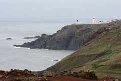 Pendeen Lighthouse (Helgoland01) Tags: england uk cornwall lighthouse leuchtturm atlantik atlantic coast küste