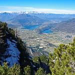 2019-03-29 03-31 Südtirol-Trentino 052 Caldonazzo-Lochere, Pizzo di Levico thumbnail