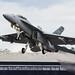 EGLF - Boeing F/A-18E Super Hornet - US Navy - 166790 / EJ135