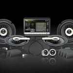 フルデジタルスピーカーシステム/AVナビの写真