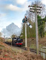 7714 (LMSlad) Tags: severn valley railway 7714 pannier tank 060 br churchward gwr arley