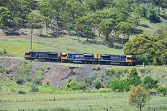 800_4125 (Lox Pix) Tags: australia nsw ardglen ardglentunnel xplorer coaltrain loxpix loxwerx landscape locomotive diesellocomotive dieselelectric railway rail train loco9317 loco9319 loco9315 locott125 locott121 loco120 xplorer2523 xplorer2505 loco9311 loco9205 loco9301 bridge