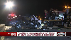 Route 101 West back open in Epping after the deadly wrong-way crash (Rohanroy90020) Tags: route 101 west back open epping after deadly wrongway crashhttpindiatrendingnewsblogspotcom201901route101westbackopenineppinghtml news