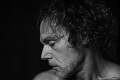 Lyam (4) (Hans Dethmers) Tags: portrait portret porträt man male en profile