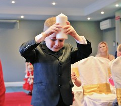 An Irish Wedding (lemonteajunkie) Tags: irish ireland uk gb ennis wedding love family ceremony aisle pageboy