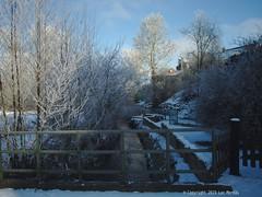 Sunny Snowy Village (Spotmatix) Tags: 1935mm a7 belgium brabantwallon camera countryside landscape lens places seasons snow sony sunny villerslaville winter zoomwide