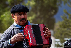 Músico Coyhaiquino (pocket.photographs1) Tags: music coyhaique man oldman