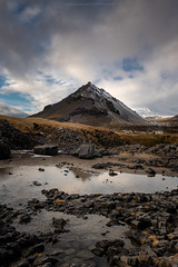 Arnarstapi Iceland Volcano (Sascha Gebhardt Photography) Tags: nikon nikkor d850 1424mm lightroom landscape landschaft photoshop island iceland travel tour fototour fx reise roadtrip reisen
