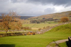 Beautiful Yorkshire Dales (zawtowers) Tags: hawes north yorkshire upper wensleydale dales england countryside rural market town famous cheese saturday 16th february 2019 dry sunny bright view place hills dramatic scene