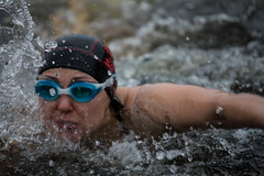 Swimming in icy waters I (Roberto Bendini) Tags: contest natation nuoto swimming competition canon 2019 wman water cold ice winter river neva saintpetersbourg sanpietroburgo saintpetersburg russie russia