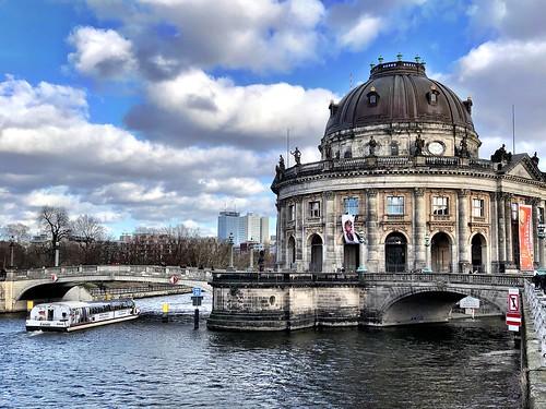The Bode-Museum in Berlin