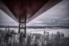 HKB 20190308 2 (johan.bergenstrahle) Tags: 2019 architecture arkitektur aurorahdr bridge bro captureone finepicsse hdr landscape landskap march mars sverige sweden vinter winter