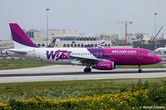 Wizz Air Airbus A320-232  |  HA-LPR  |  LMML (Melvin Debono) Tags: wizz air airbus a320232 | halpr lmml cn 3430 melvin debono spotting canon eos 5d mark iv 100400mm plane planes photography airport airplane aviation aircraft malta