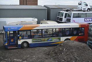 22044 NK53 KFL Stagecoach North East