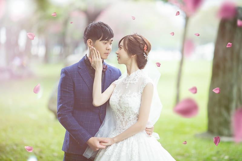 婚禮攝影 [韋綺❤盈甄] 訂結之囍@台中僑園3F國際廳