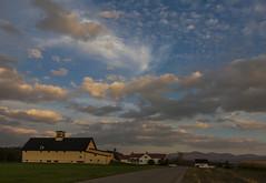 _MG_5439E (larduggan) Tags: barn sibleyroad eastmontpelier vermont lateautumn evening
