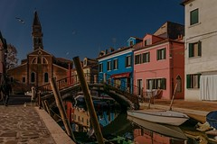 Venedig 2018 116 (anna.kraft) Tags: burano italien venedig meer spiegelungen