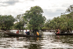 Tonle Sap Life's (Lцdо\/іс) Tags: tonle sap lake lac cambodge cambodia kambodscha boat children asia asian asie asiatique mangrove khmer floating village siemreap lцdоіс