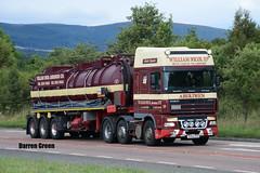 WILLIAM NICOL (ABERDEEN) LTD DAF XF 480 SUPER SPACE EU54 SVD (Darren (Denzil) Green) Tags: bulkliquidtransport williamnicol williamnicolaberdeen williamnicoltankers industrialtankcleaning nigg cromartybridge a9 aberdeen trailer tankertransport tankertrailer superspace daf daftrucks dafxf eu54svd
