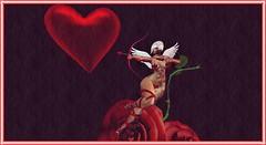 Of Nanaya (Chioma Namiboo SL) Tags: secondlifephotography valentinesday valentine friendship hearts slphotography secondlife slwindlight sl love february