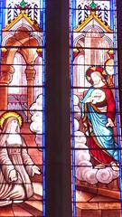 Saint Martin-de-Hinx, Landes: église Saint Martin (Marie-Hélène Cingal) Tags: france sudouest aquitaine nouvelleaquitaine 40 landes saintmartindehinx macs église iglesia church chiesa