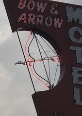 BOW & ARROW MOTEL LAS VEGAS NEVADA (2)
