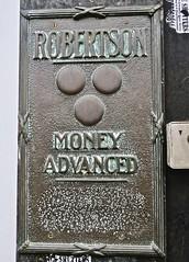 Suttons & Robertsons, London, UK (Robby Virus) Tags: london england uk unitedkingdom greatbritain britain gb english british suttons robertspns pawn shop store pawnbroker sign signage