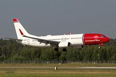 A56A1786@L6 (Logan-26) Tags: boeing 7378jp eifvv msn 42281 norwegian air international riga rix evra latvia aleksandrs čubikins airport