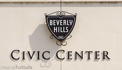 Beverly Hills Civic Center (ManuelHurtado) Tags: countries places america american angeles architecture beverly beverlyhills building california city cityscape civic civiccenter historic historical history landmark losangeles monument old sign states symbol tourism tower travel united urban usa