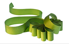 Week 11 Green (montrealmaggie) Tags: green ribbon 2019p52