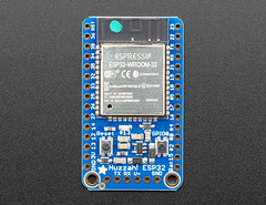 Adafruit HUZZAH32 – ESP32 Breakout Board (adafruit) Tags: 4172 accessories boards huzzah32 adafruit breakoutboard diy diyelectronics electronics diyprojects new newproducts projects esp32 huzzah32esp32