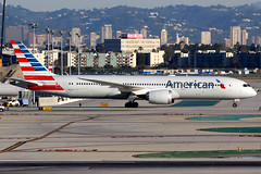 American Airlines | Boeing 787-9 | N839AN | Los Angeles (Dennis HKG) Tags: aircraft airplane airport plane planespotting oneworld canon 7d 100400 losangeles klax lax american americanairlines aal aa usa boeing 787 7879 boeing787 boeing7879 dreamliner n839aa