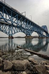 Niagara Falls New York 2019 (John Hoadley) Tags: grandislandsouthbridgeniagarafalls newyork 2019 aprilcanon eosr 1740 f63 iso500 grandisland bridge