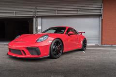 Porsche 991 GT3 4.0 (EG Automotive Photography) Tags: porsche porche 991 gt3 gt 40 911 trackday track pitlane petrolhead car cars sportcar auto automotive racing racingcar motorsport nikon d5500 spa spafrancorchamps francorchamps belgium marcduezevents race michelin red
